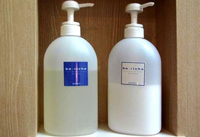 二戸 to/DA natural hair 環境にも頭皮にも優しいシャンプー