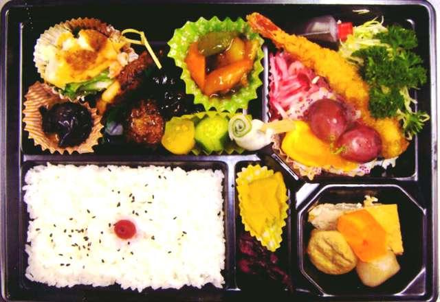 二戸 食いものや お米は全て新潟県産コシヒカリ