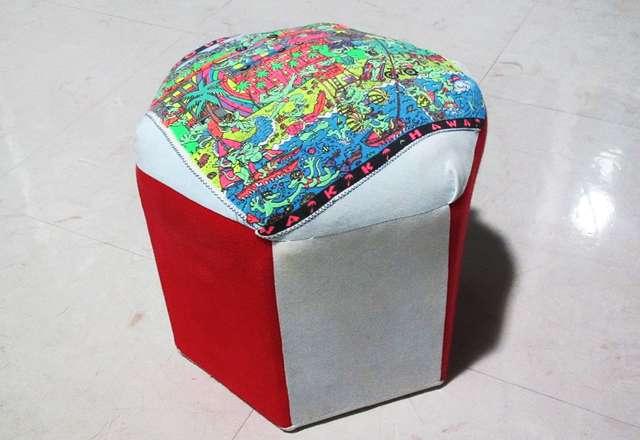 二戸 手作りの店 手作りの椅子