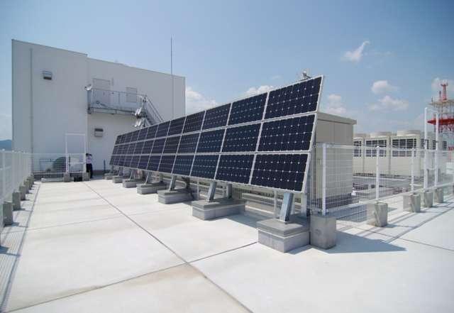 二戸 堀閤電氣株式会社 太陽光発電(業務用)